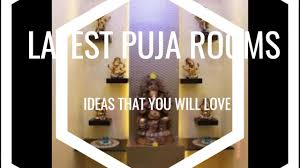 latest puja rooms ideas youtube