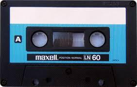 maxell cassette maxell ln 60 cartucho compact cassette de 60 minutos tipo i