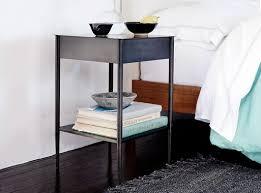 tables better living through design metalwork nightstand bed side tables better living through design
