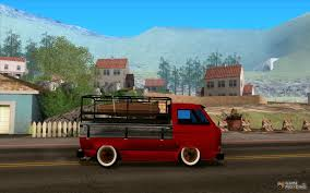 volkswagen pickup interior volkswagen transporter t3 pickup for gta san andreas