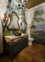 The beauty of wall murals and their ability to change or complete a