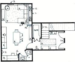 interior basement bathroom layout with awesome basement
