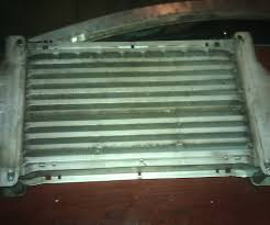 how to clean an intercooler 5 steps