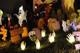 Halloween Yard Lighting Front Yard Lighting Archives The Decor Group