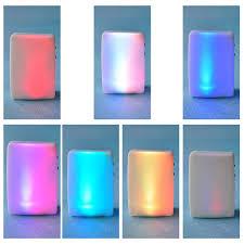 bureau lumineux lumineux maison de mode bureau lumière colorée flash 16