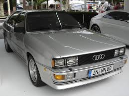 audi quattro all wheel drive 1980 audi quattro this car started the all wheel drive era flickr