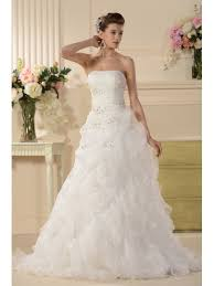 strapless wedding gowns strapless wedding dresses simple strapless lace wedding