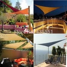 Triangle Awning Canopies Cheap 4m Triangle Shade Sail Find 4m Triangle Shade Sail Deals On