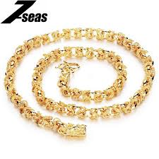 personalized gold jewelry aliexpress buy 7seas personalized gold color chain
