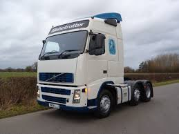 volvo tractor volvo fh 12 460 6 x 2 globetrotter tractor unit