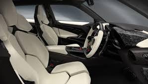 white lamborghini interior 2017 lamborghini urus white interior mustcars com