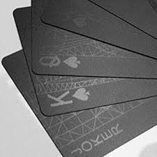 graphics card black friday amazon amazon com mollaspace black deck of playing cards by balance