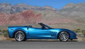 corvette c6 grand sport chevrolet corvette c6 grand sport mrr fs01 brushed silver concave