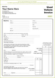 download used car sales invoice pdf rabitah net receipt template