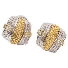 judith ripka earrings judith ripka earrings 7 for sale at 1stdibs