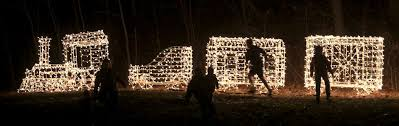 festival of silver lights kicks the season at hubbard