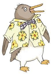 tacky the penguin clipart 55