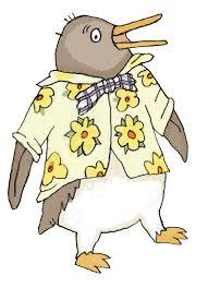 tacky the penguin clipart 55