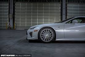 lexus supercar sport photos lexus lfa on vossen vfs 2 wheels lexus enthusiast