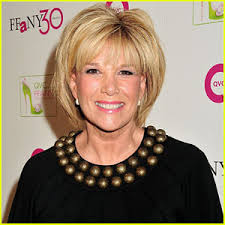 how to style hair like joan lunden former gma host joan lunden diagnosed with breast cancer joan
