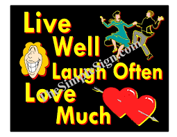 Live Laugh Love Signs Welcome To The Simple Sign