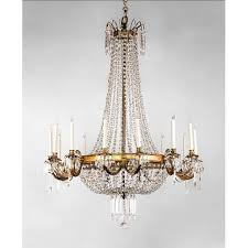 Vintage Crystal Chandeliers 12 Ideas Of Vintage French Chandeliers