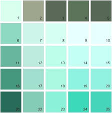 what colors go with green what colors go with mint green green house paint colors palette
