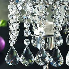 Glass Crystal Chandelier Drops Crystal Pendant Lighting Accessories Decorations Parts For