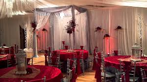 wedding decoration beautiful party room design of wedding with