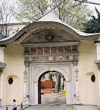 Ottoman Porte The Sublime Porte