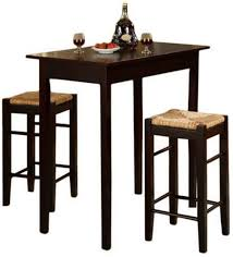 3 Pc Kitchen Table Sets by Coaster Vs 3 Pc Dining Room Dinette Kitchen Set Vs Kings Brand