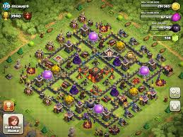 clash of clans clash of clans base of the week nasty nate 1337 wiki