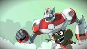 ricky ricotta ricky ricotta s mighty robot series trailer youtube
