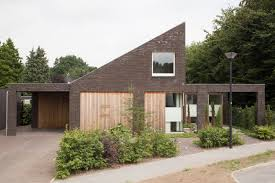 composition in vlijmen single family house by jan couwenberg