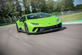 Lamborghini Huracan Green - lamborghini huracan performante review is u0027ring king as