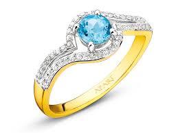 pierscionki apart pierścionki zaręczynowe w kolorze ślub w białej