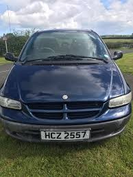 chrysler voyager 2 5 diesel manual 7 seater in newtownabbey