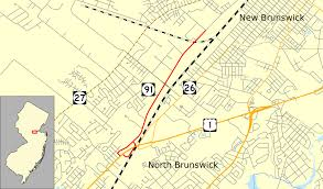 Nj Path Map New Jersey Route 91 Wikipedia