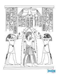 coloriages pharaon fr hellokids com