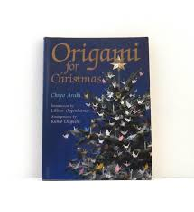 origami for christmas book origami projects book craft book