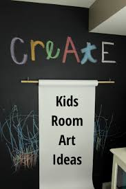 kids art room ideas the organized mama