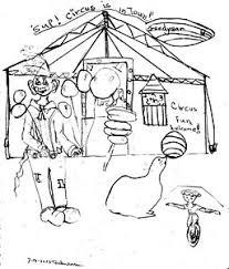 circus tent drawings fine art america