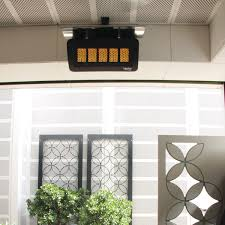 Sunpak Patio Heaters by Bromic Heating Tungsten 500 Smart Heat 25 Inch 43 000 Btu Natural