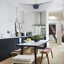cuisine dans loft cuisine moderne et pratique 20 bonnes idées dining kitchen