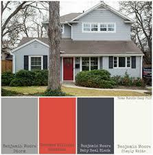 Painted Houses Exterior Home Paint Color Ideas 1000 Images About House Color