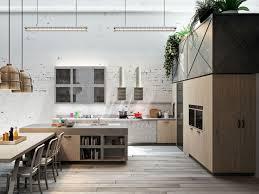 cuisine dans loft cuisine italienne design à marseille code loft aménagement de