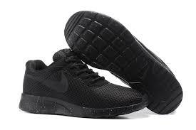 Nike Tanjun Black new style nike tanjun se 844887 001 grey black s s