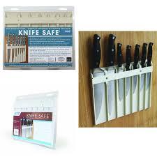 kitchen wall knife holder cutlery utensil storage cabinet door