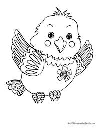 bird picture coloring pages hellokids
