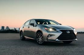 lexus chrome 2016 lexus es 350 es 300h updated with new look safety features